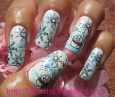 Winter Nail Designs | My FAB BLOG LIST