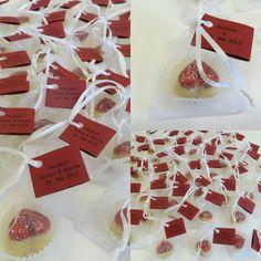 Gastgeschenke für Hochzeitsgäste von #Verzaubereien Naturkosmetik Manufaktur www.verzaubereien.de