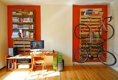 Here Are Few Examples For The Inspiration Of Creating Original And Cool  Pallet Furniture. Get