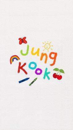 Foto Jungkook, Jungkook Cute, Wallpapers Kpop, Cute Wallpapers, Disney Wallpaper, Bts Wallpaper, Bts Aesthetic Pictures, Album Bts, Kpop Aesthetic