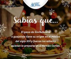 #Sabíasque #pavo #NavidadSanJuan