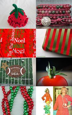 Christmas in July. by lamamadesmatous on Etsy--Pinned with TreasuryPin.com