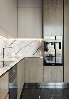 Do you want to have an IKEA kitchen design for your home? Every kitchen should have a cupboard for food storage or cooking utensils. So also with IKEA kitchen design. Here are 70 IKEA Kitchen Design Ideas in our opinion. Hopefully inspired and enjoy! Luxury Kitchen Design, Best Kitchen Designs, Luxury Kitchens, Interior Design Kitchen, Modern Interior Design, Bathroom Interior, Interior Architecture, Lobby Interior, Contemporary Architecture