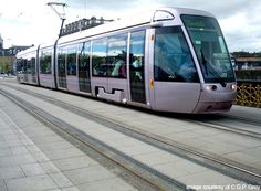 Citadis is a class of low-floor trams developed by France based transportation company Alstom. - Image - Railway Technology