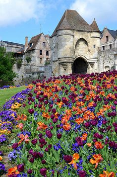 Laon - Porte d'Ardon , France