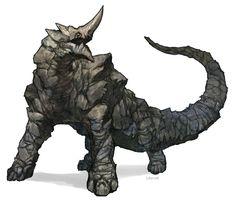 地竜ラドナス