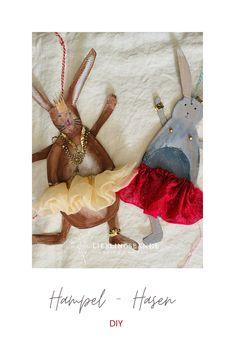 Einfache, lustige Hampelhasen zu Ostern. Einfach selbst gemacht, aus einem Schuhkarton Diy Papier, Children, Kids, Kindergarten, Paper, Shoe Box, Easter Bunny, Easter Activities, Repurpose