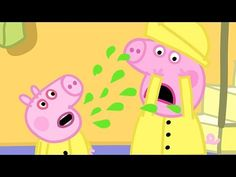 CUTE PETS - Peppa pig Animals Cartoon for kids Peppapig plays with cute pets of friends Peppapig has a golden fish. Suzy sheep and Peppa pig play . Peppa Pig Dvd, Peppa Pig Memes, Papa Pig, Peppa Videos, Peppa Pig Full Episodes, Animation, Ben E Holly, Holly King, Rebecca Rabbit