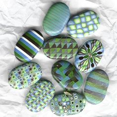 Polymer Clay Color Schemes