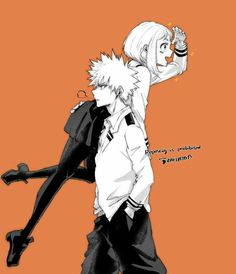 My Hero Academia, Hero Academia Characters, Romantic Anime Couples, Cute Couples, Bakugou And Uraraka, Naruto, Normal Girl, Boku No Hero Academy, Anime Ships