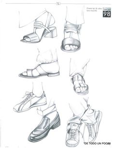 Excellent go to for drawing the figure. Fashion Design Sketchbook, Fashion Design Drawings, Fashion Sketches, Feet Drawing, Body Drawing, Fountain Pen Drawing, Different Forms Of Art, Basic Drawing, Drawing Clothes
