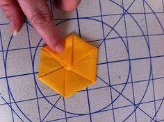 UcanQuilt2: Tutorial for making Hexagons from circles