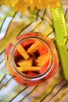 Pineapple Watermelon Infusion #infusion #watermelon