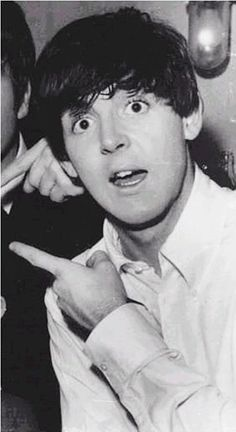 """Paul: """"John did it, he was the one who hid the joint and then forgot where, so blame him, mate. My Love Paul Mccartney, John Lennon Paul Mccartney, Great Bands, Cool Bands, Beautiful Boys, Pretty Boys, The Quarrymen, Beatles Photos, Sir Paul"""