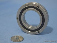 CRB3010UU crossed roller bearing, 30x55x10mm, full complement crossed cylindrical roller slewing ring, inner ring rotation, for robots, manipulators, rotary table, medical devices, etc.