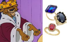 Disney character jewelry you can actually wear, in real life.