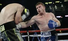 Canelo just too strong for Liam Smith! http://www.potshotboxing.com/canelo-alvarez-is-the-new-wbo-junior-middleweight-champion/