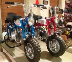 HONDA Z50 Minitrail Classic Honda Motorcycles, Old School Motorcycles, Cool Motorcycles, Vintage Motorcycles, Honda Cycles, Honda Bikes, Mini Motorbike, Motorcycle Art, Minibike