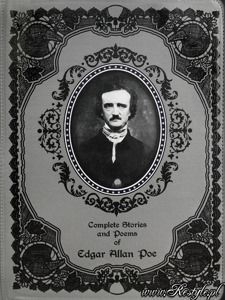 3986b8ea82647 Grey BOOK bag Edgar Allan Poe Complete stories and poem Shop   www.