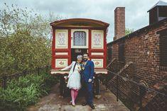 Industrial Meets DIY Wedding at Thwaites Mill