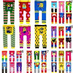 9721994843008 2015 BUSHA Baby Pants Shorts Girls' Nissen Leggings Tights PP Pants  Children's Frozen Despicable Me