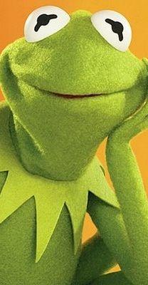 #green - Kermit -- he began my love of green!