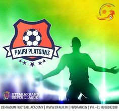 Football Inspiration Dehradun Football Academy,Team Pauri Platoons.Uttarakhand Super League.