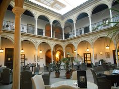 Parador de Ubeda, Spain. I have been in 2013 and loved it!!! beautiful ubeda with lots of history
