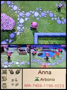 animal crossing new horizons qr code Stone Path se - animals Animal Crossing 3ds, Animal Crossing Qr Codes Clothes, Animal Crossing Pocket Camp, Wildlife Fotografie, Animal Kingdom, Rock Path, Acnl Paths, Motif Acnl, Ac New Leaf
