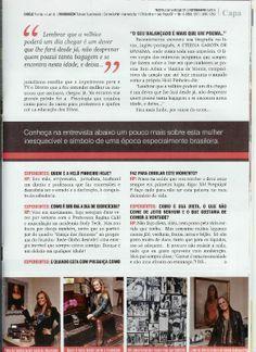 Helô Pinheiro com Produção de cabelo e maquiagens da Conceito hef na Revista Experientes - Edição: 06/13. Tel: (11) 3898.1217 / (11) 3081.4253 #Conceitohef #Imprensa #HeloPinheiro #RevistaExperientes http://www.conceitohef.com.br/imprensa/revista-experientes