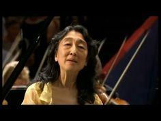 MITSUKO UCHIDA ~ Beethoven Piano Concerto # 4 / Bavarian Radio Symphony REVISED HD audio video