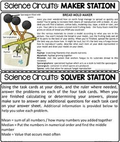 Getting Nerdy Science: Life Science and Biology Lessons Biology Lessons, Science Lessons, Teaching Science, Life Science, Science Stations, Next Generation Science Standards, Cross Curricular, Steam Activities, Middle School Science