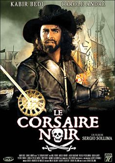 ROH Press Presents: The World's Top 10 Fictional Pirates: The Black Corsair Long John Silver, Famous Pirates, Steampunk Movies, Henry Morgan, Pirate Movies, Golden Age Of Piracy, Walking The Plank, Crime, Pirate Treasure