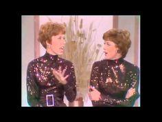 Maggie Smith and Carol Burnett SING!