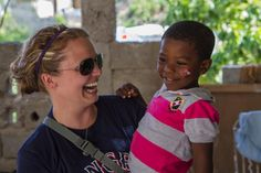From Sokama to Magic Beans: April Cooper traveled with S4S and then started her own nonprofit.   www.giveshoes.org
