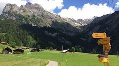 Wandern Schweiz: Gstaad bietet 300 km Wanderwege Gstaad