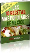 Libro Recetas Mexicanas