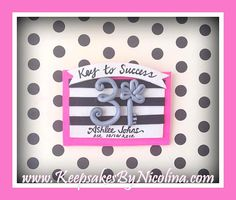 Need a name tag that is an eye catcher? Well look no further, Keepsakes by Nicolina can make that special one of a kind name tag. We make all