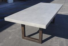 Concrete Furniture, Concrete Table, Dining Room, Dining Table, Fire Table, Fireplace Surrounds, Water Features, Countertops, Interior