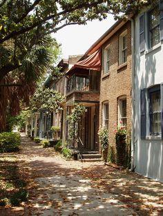 Savannah, Georgia.