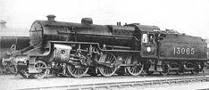 Hughes 'Crab' Mogul - built at LMS Crewe and Horwich Chattanooga Choo Choo, Steam Railway, Train Times, British Rail, Thomas The Tank, Iron Art, Train Car, Steam Engine, Steam Locomotive