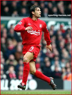 Fernando MORIENTES Liverpool FC