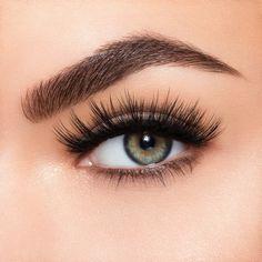 Lilly Lashes are Glamorous Lashes, Celebrity Lashes worn by Kim Kardashian, Kylie Jenner, JLo. Mink Lashes and Faux Mink Lashes - Dramatic Lashes and Natural Lashes - Strip Lashes and Individual Lashes - False Lashes Natural Eyes, Natural Lashes, Natural Makeup, 3d Mink Lashes, False Lashes, Fake Eyelashes, Artificial Eyelashes, Silk Lashes, Lilly Lashes Goddess