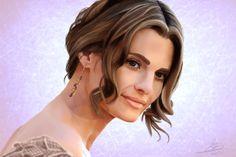 Stana Katic - Castle TV Series