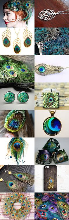 peacock feather gift idea. Etsy Gift for her. Discounted Gift for women