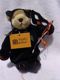 Muffy VanderBear II Black Cat - 1988-1995 (Collectible) FIRST ISSUE Muffy VanderBear http://www.amazon.com/dp/B008VH4MG2/ref=cm_sw_r_pi_dp_f89Ttb1B8MR6R9Q2