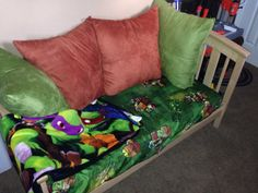 Cool Bedrooms Ideas For My Cool Son On Pinterest Tmnt