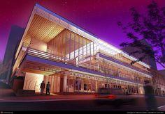 architecture music school - Google Search