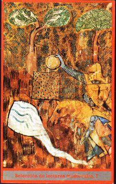 """""""El caballero del león"""" &""""Perceval"""", Chretien de Troyes  - Febrero 2007"""