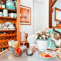 Beautiful Things, Table Settings, Coffee, Animals, Eggs, Kaffee, Animales, Animaux, Place Settings